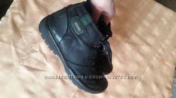 Ботинки кожаные ортопедические tiflani