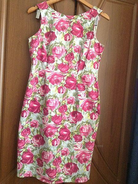 Красивое летнее платье MARKS&SPENCER , размер 44-46
