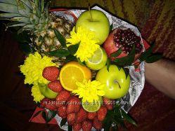Букет з фруктів