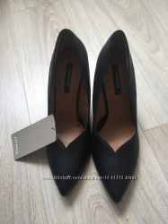 Лаконичные стильные туфли лодочки Orsay 36 размер