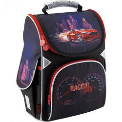 Рюкзак детский школьный каркасный ортопедический GOPACK 5001-7 от ТМ Kite