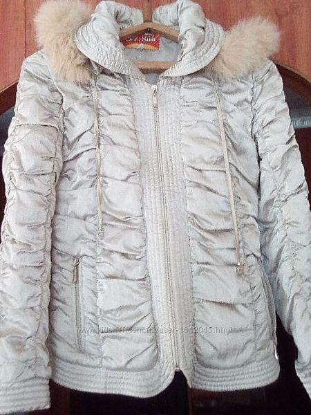 Курточка куртка демисезонная весна осень пальто