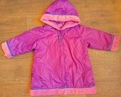Куртка курточка пальто для девочки 2 3 4 года