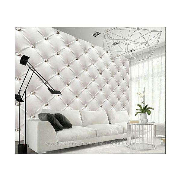 Декоративная отделка стен в интерьерах 3d панелями