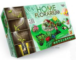 Безопасный набор для выращивания растений Home florarium&nbsp20 лучших опыт