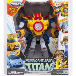 Большой Трансформер Тобот Титан 3 в 1 TOBOT TITAN 504 505