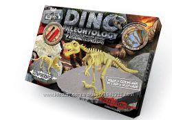Набор для проведения раскопок динозавров Dino Paleontology Раскопки дино