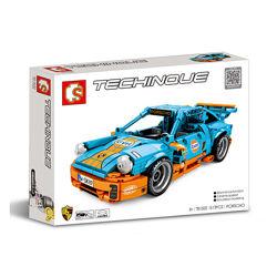 Конструктор Sembo 701502 Аналог Technic Porsche 911 517 деталей