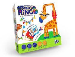 Настольная Развивающая Игра Лото Bingo-Ringo