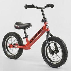 Велобег Беговел CORSO Красный 71860