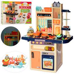 Детская кухня 889-161 звук, свет, 65 предметов, на батарейках
