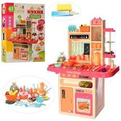 Детская кухня 889-162 звук, свет, 65 предметов, на батарейках