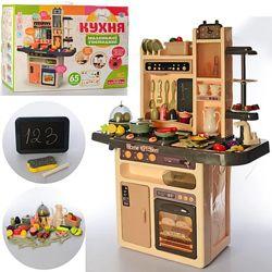 Детская кухня 889-211 звук, свет, 65 предметов, на батарейках