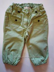 Штаны брюки джоггеры h&m, картерс
