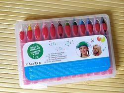 карандаши для детского грима  аква макияжа