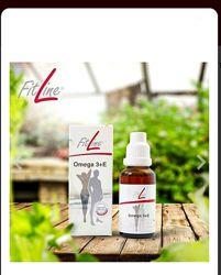 FitLine Фитлайн Omega Омега 3 Vegan 125 мл, Германия - PM International