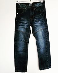 Англия подростковые джинсы слимы JACK&JONES DENIM на 9-13 лет опт и розница