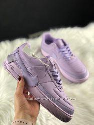 61d02c07 Кроссовки женские Nike Air Force 1 Jester Violet Mist, 1550 грн ...