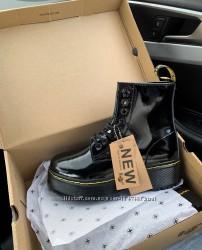 Ботинки женские лакироканые Dr. Martens Patent Platform