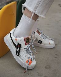 Кроссовки женские Nike Air Force Just Do It