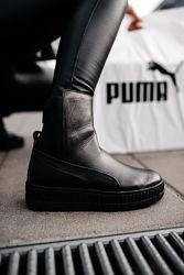 Ботинки женские демисезонные Puma by rіhanna chelsea
