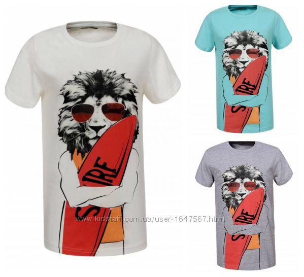Модные футболки р. 110-160 Glo-Story