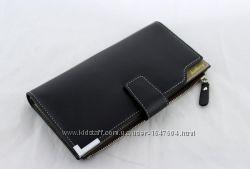 Стильный мужской кошелек baellerry, черный фото 1 Стильный мужской кошелек