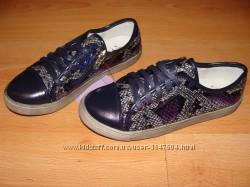 Стильные качественные кеды-туфли для девочек tom. m. р. 32-37