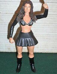 WWE Superstar Katie Lea фигурка рестлерши кукла герой Marvel