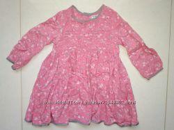 Платье NEXT на 12-18 мес