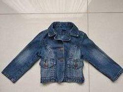 Джинсовая курточка на 5 лет, рост 110 см