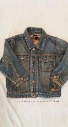 джинсовый пиджак GAP 3-4года