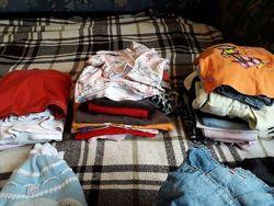 Пакет вещей на девочку 6-24м