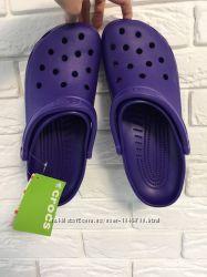 Crocs classic ultraviolet roomy fit 10001-56  крокс оригинал m10, m11, m12