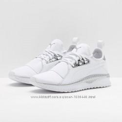 Белые легкие стильные женские кроссовки PUMA Tsugi Apex Jewel White