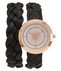 Металлические   часы с  плетеным ремешком  Аeropostale  Аэропостейл США  Ор