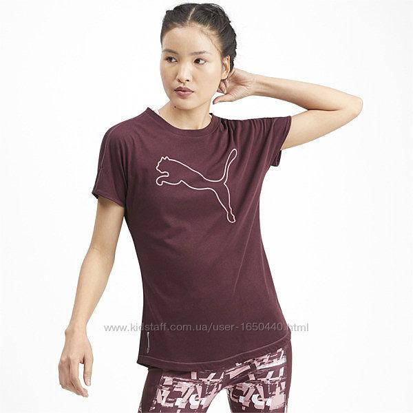 Тренировочная футболка PUMA Cat  Пума   для   спорта  Оригинал Размер L
