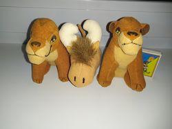 Король лев симба игрушки Макдональдс хеппи мил