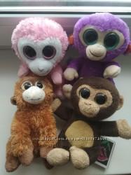 глазастик обезьяна обезьянка