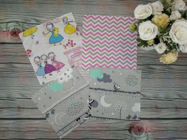 Носовые платочки детские