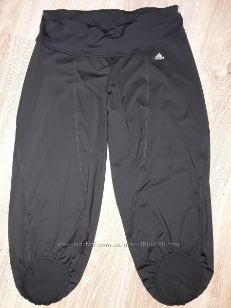 Спортивные капри Adidas, оригинал.