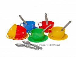 Посудка Чайный сервиз ТМ Технок, Украина арт. 0465