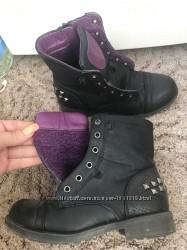 Осенние ботинки и сапоги