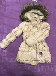 Демисезонные куртки 4-7 лет