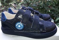 Стильные кожаные кеды кроссовки турецкой фирмы Минимен Minimen  33р