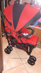 Шикарная прогулочная коляска-трость Jane Nanuq-XL Испания