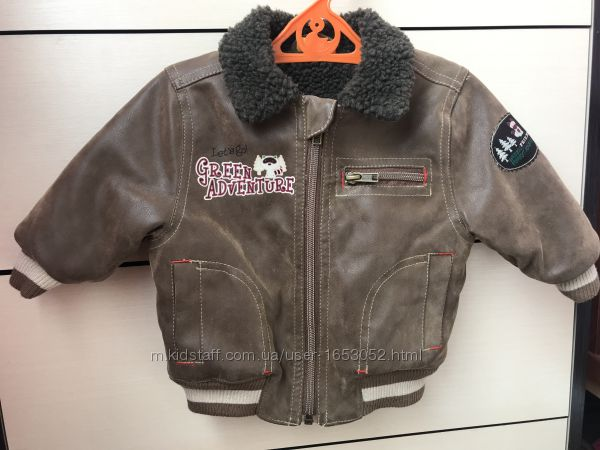Куртка демисезонная Impidimpi