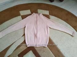 Кофта шерсть мериносов, кофточка, свитер