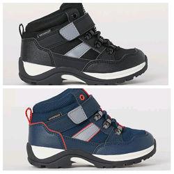 Хайтопы H&M водонепроникні. Ботинки нм. Черевики hm. Кроссовки hm. h
