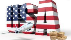 Заказы из магазинов Америки и Великобритании